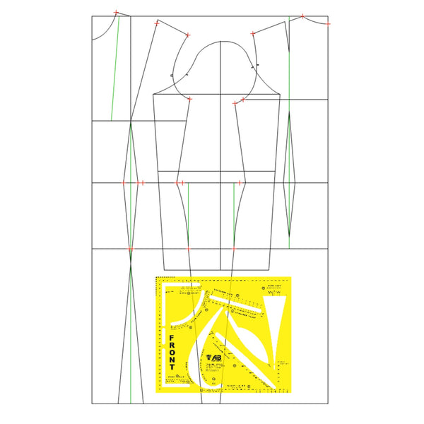 TELESTIA REFRESHER: BODICE BLOCK Sat 16th May 10.30am-1pm (UK TIME)