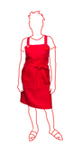 Adele Apron Dress