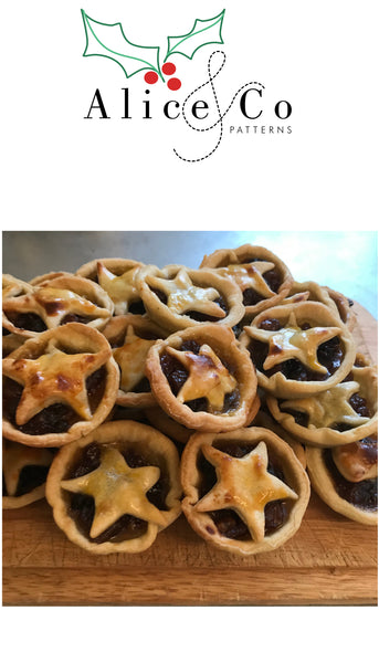 Alice & Co Advent Day 12: Mince Pies