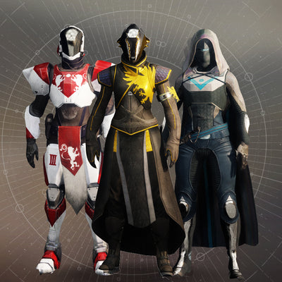 A brief guide to DESTINY 2 classes.