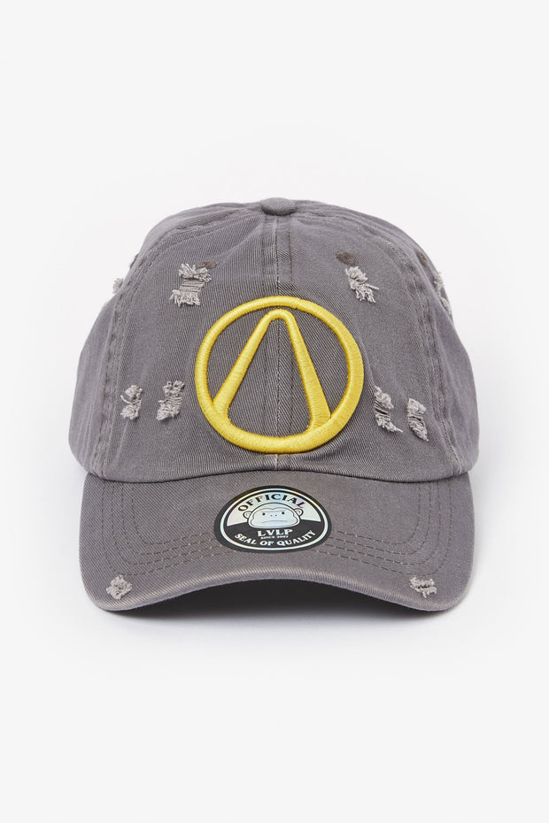 Borderlands Vault Hunter Destroyed Baseball Cap