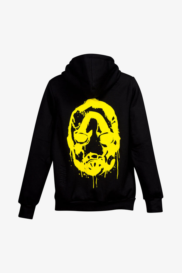 Borderlands Vault Hunter Destroyed Custom Hoodie
