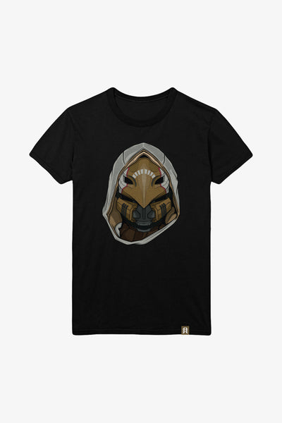 Destiny Celestial Nighthawk Helmet Black T-Shirt