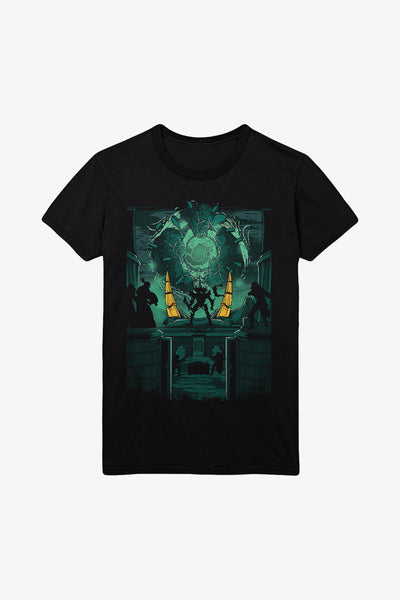 Destiny Crota's End Raid Black T-Shirt
