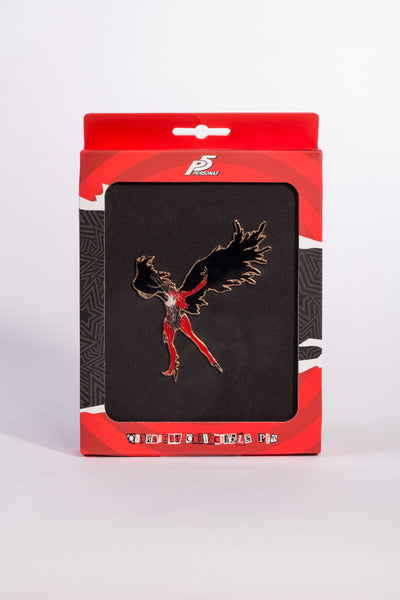 Persona 5 Arsene Collectible Pin