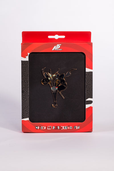 Persona 5 Zorro Collectible Pin