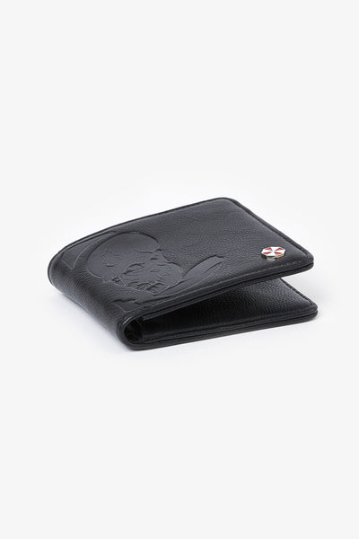 Resident Evil Zombie Embossed Faux Leather Wallet