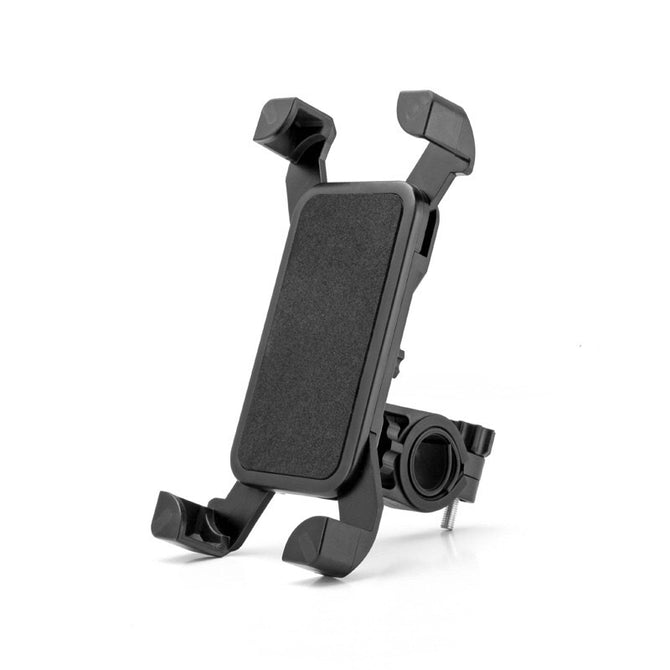 Bicycle mobile phone bracket general mountain bike electric bicycle navigation mobile phone rack riding equipment bicycle accessories