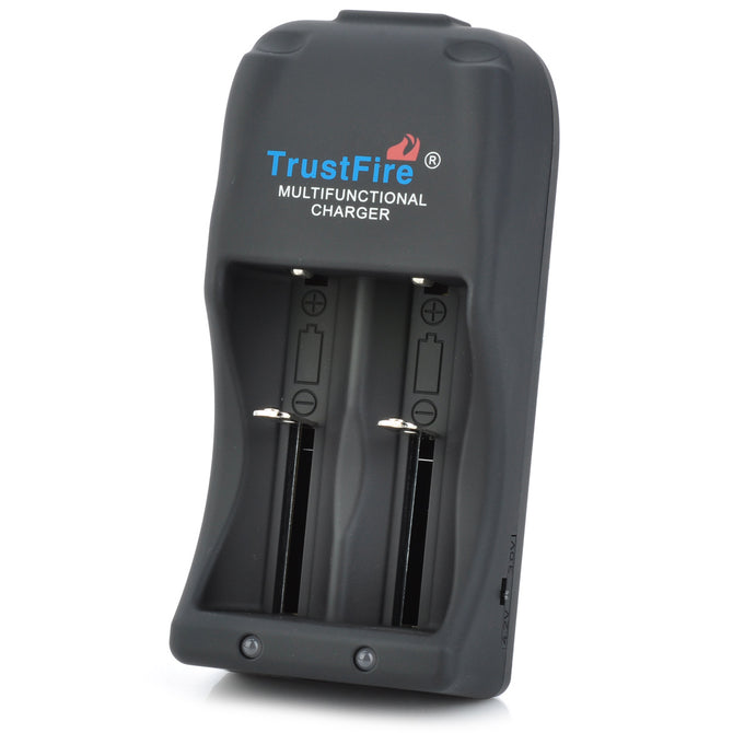 TrustFire TR-006 2-Slot 25500 / 26650 / 26700 / 18650 / 16340 Charger