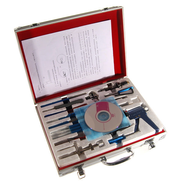 Auto Locks & Door Locks Toolkit with Chinese DVD Training Video
