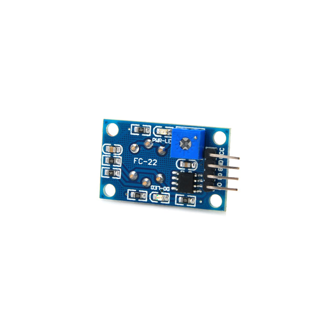 MQ-3 Ethanol Detector Sensor Module for Arduino (Works with Official Arduino Boards)