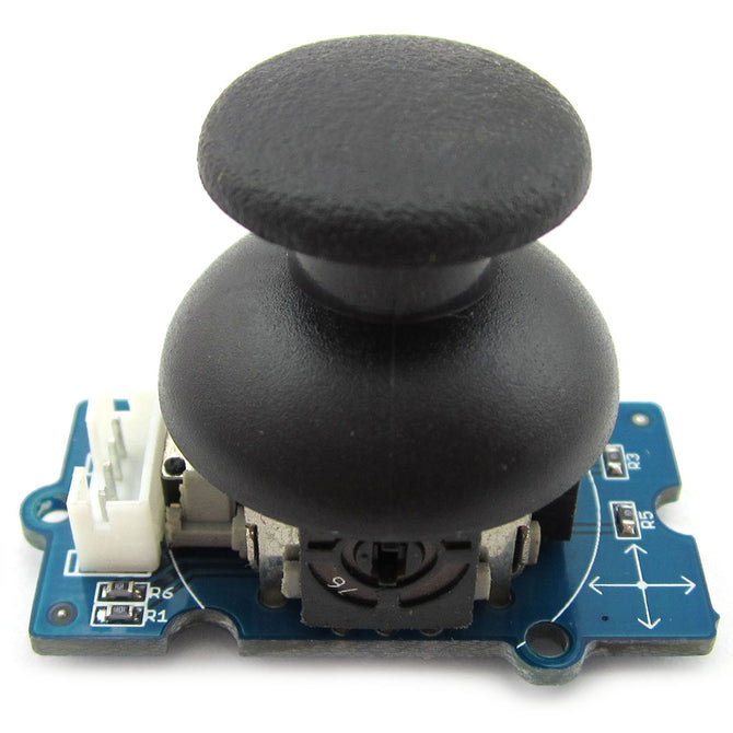 PS2 Thumb Joystick Game Controller Sensor Module for Arduino / AVR / ARM / RPi