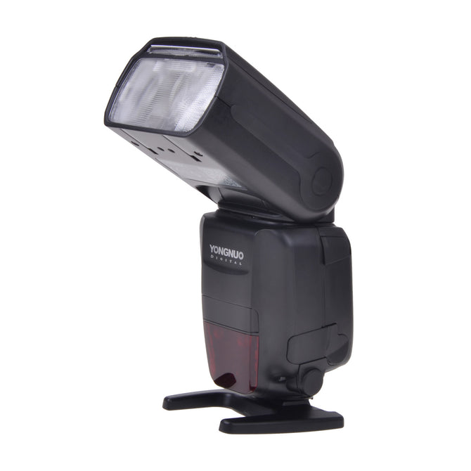 "YONGNUO YN600EX-RT II 2.2"" LCD TTL Speedlite Flashgun for Canon Camera"
