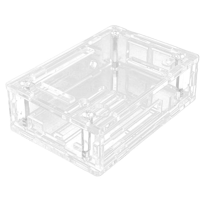Protective Acrylic Case for Banana Pro - Transparent