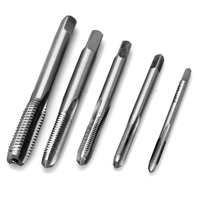 M3 / M4 / M5 / M6 / M8 HSS Machine Screw Tapers Plugs Drill Bits
