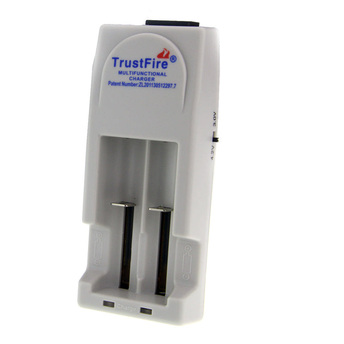 TrustFire Charger for 10430/10440/14500/16340 /17670/18650/CR123A