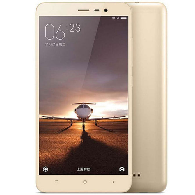 Xiaomi Redmi 3 High Version Phone w/ 3GB RAM, 32GB ROM - Golden