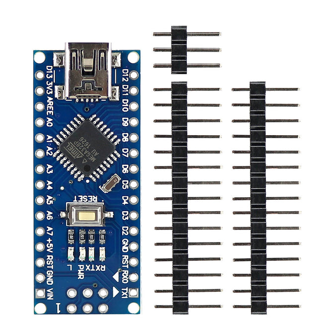Mini USB Nano 3.0 Atmega328P Development Board Parts for Arduino