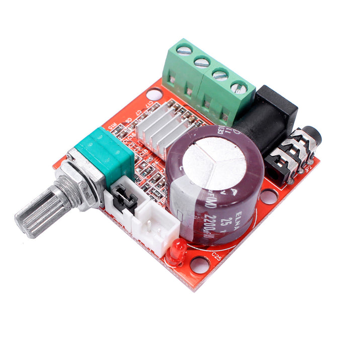 Mini Digital Audio Amplifier 10W+10W 2 Channel AMP HIFI 2.0