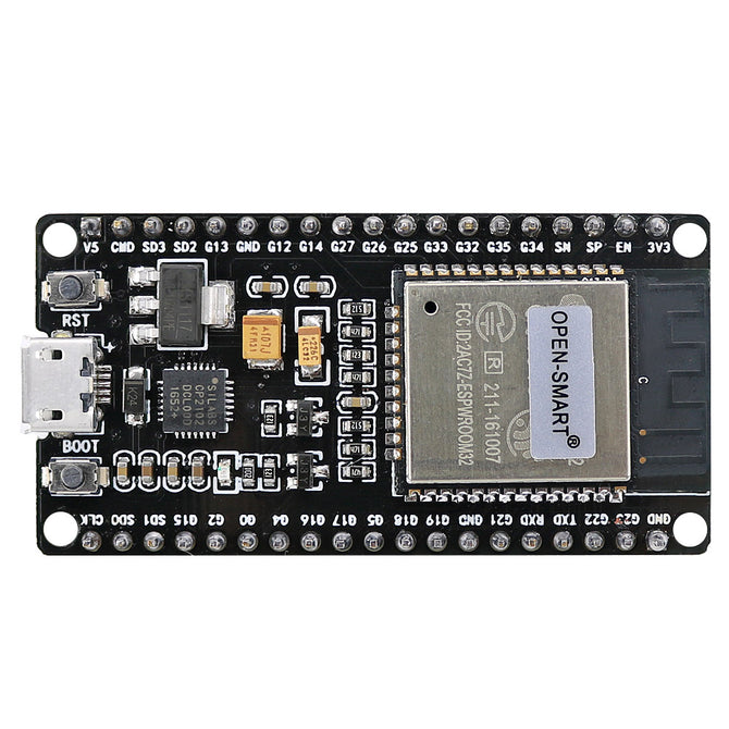 OPEN-SMART ESP32S Serial Bluetooth Wi-Fi Development Board w/ CP2102