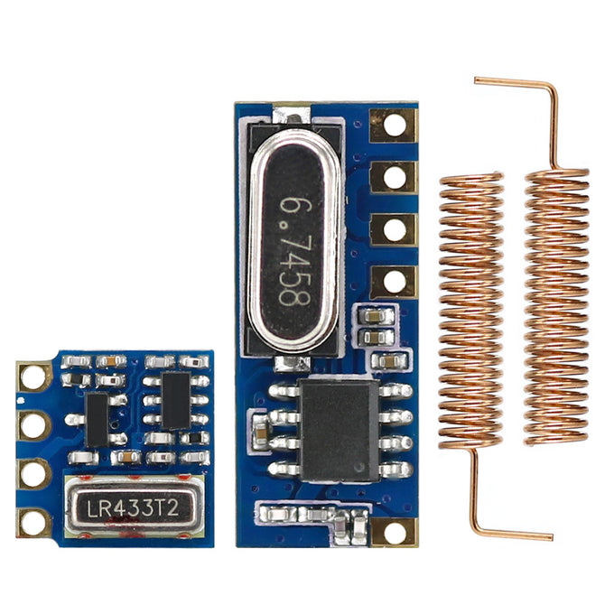 Large Power Long Range 433MHz Wireless Transceiver Kit for Arduino