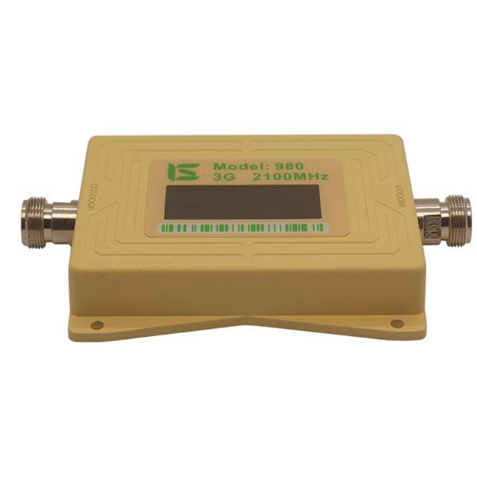 3G 2100MHz Dual Band Mobile Phone Signal Repeater (US Plugs)