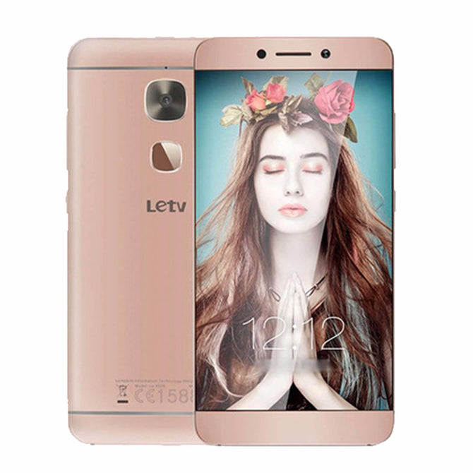 LeTV Le 2 X526 Smart Phone 3GB RAM 32GB ROM 5.5 Inch FHD Screen Android 6.0 4G LTE Smartphone Gold