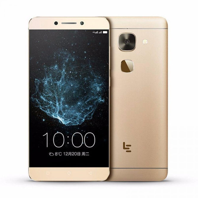 LeTV LeEco Le S3 X522 5.5 Inch Quick Charge 3GB RAM 32GB ROM Snapdragon652 1.8GHz Octa Core 4G Smartphone Gray