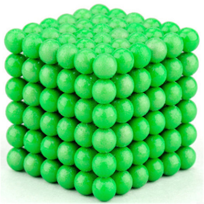 Night Vision Buckyballs Magnetic Stress Relief Creative Toys