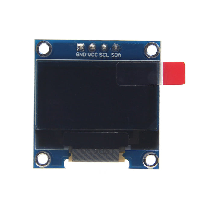 Geekworm 0.96 Inch 128x64 Pixel OLED Shield Display Module for Arduino SMT32 C51 Raspberry PI