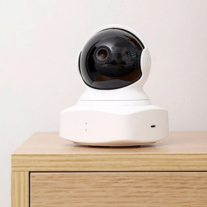 2018 New YI Cloud Dome Camera Baby Monitor 1080P HD Night Vision Wireless Wifi IP Camera Pan/Tilt/Zoom Home Camera 1/2.7