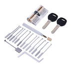 Lockmall 14Pcs Auto Dimple Lock Pick Tool Set