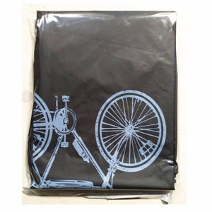 Bicycle Waterproof Cover Outdoor Portable Scooter Bike Motorcycle Rain Dust Cover Bike Protect Gear Bicycle Accessories Gray
