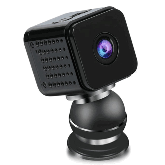 1080P Mini Wi-Fi IP Camera with Infrared Night Vision