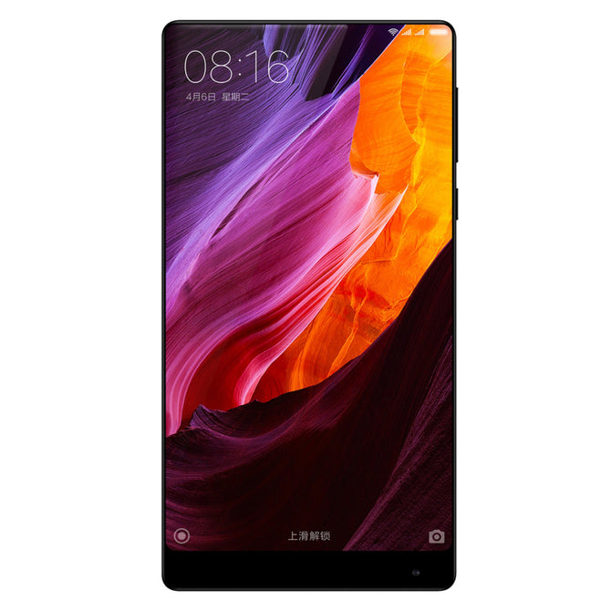 Xiaomi Mi Mix Phone w/ 6GB RAM, 256GB ROM, Dual SIM - Black