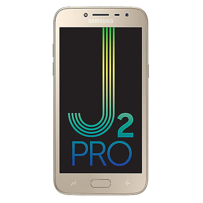 Samsung Galaxy J250G Grand J2 Pro Mobile Phone with 1.5GB RAM, 16GB ROM - Gold