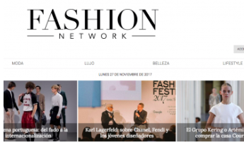 MAX DENEGRI EN FASHION NETWORK (MÉXICO)