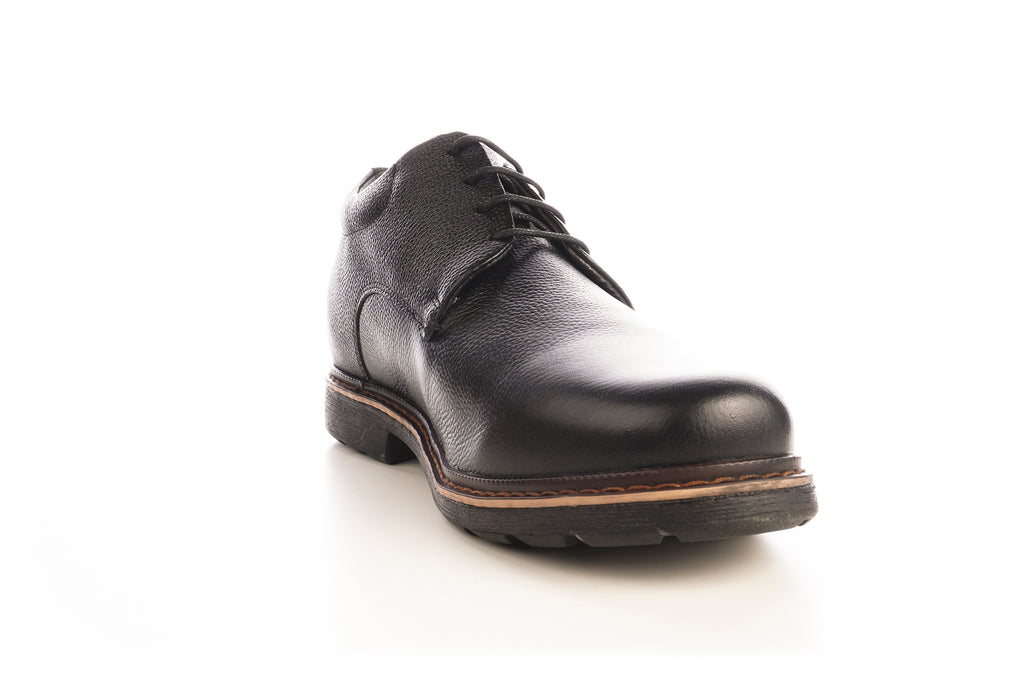 Zapato Wagner Negro +7Cms