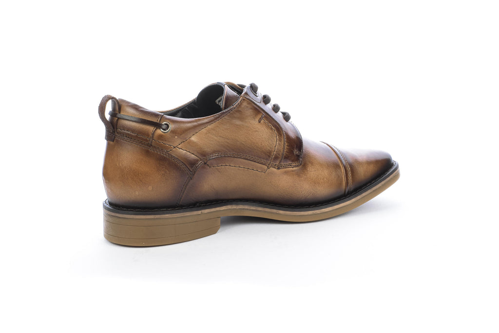 Zapato West Point Camel +7cms