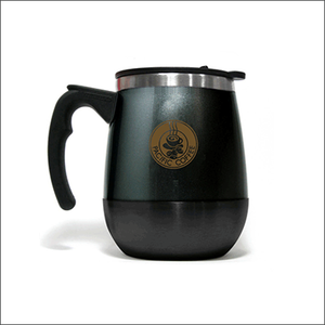 Black Thermal Mug - Merchandise