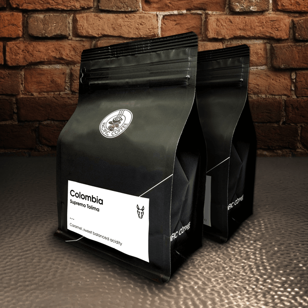 Colombia Supremo - Coffee