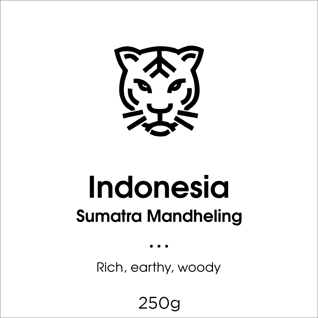 Indonesia Sumatra - Coffee
