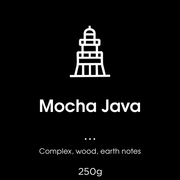 Mocha Java - Coffee