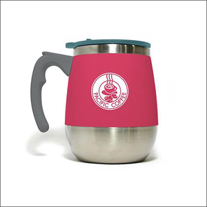 Pink Thermal Mug - Merchandise