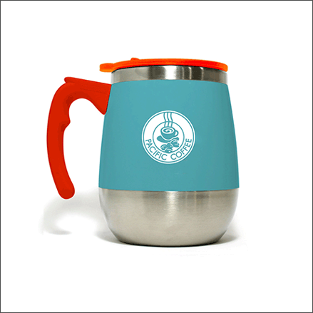 Blue Mix Thermal Mug - Merchandise