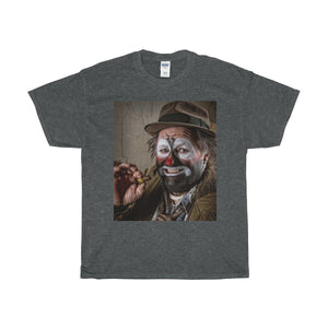 Have Fun with Clowns, Unisex Heavy Cotton Tee