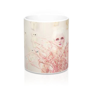 Mad cupid by Koltz Mug 11oz
