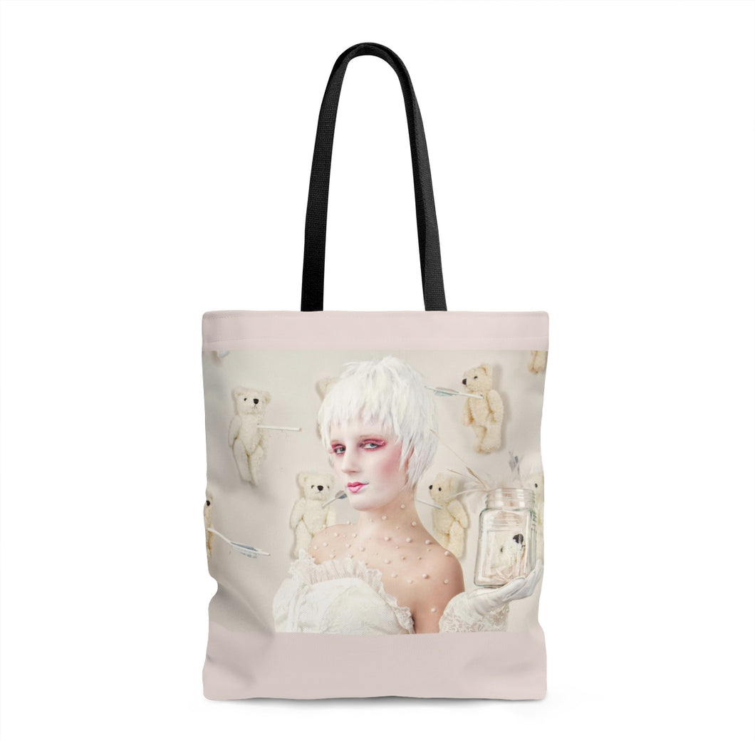 Cupid gone Rogue by Koltz Tote Bag