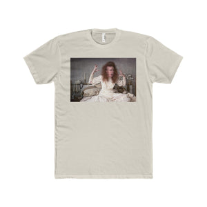 Stressed,  Shattered Fairytales by Koltz, Men's Cotton Crew Tee