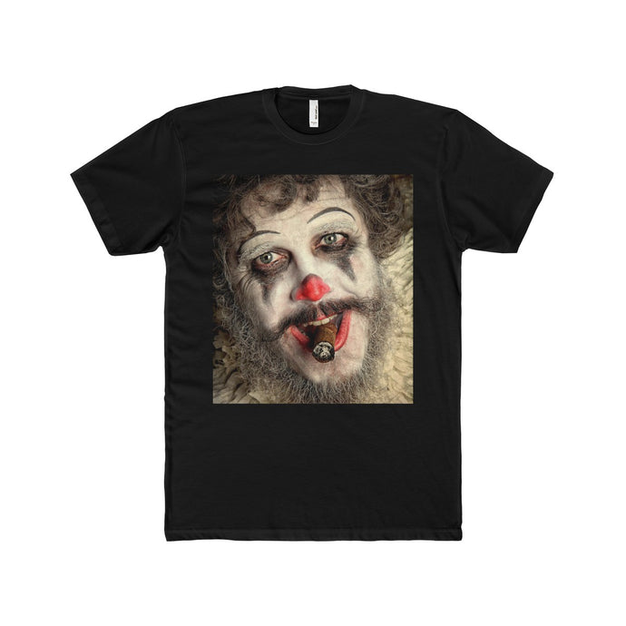 Happy Clown, Men's Cotton Crew Tee